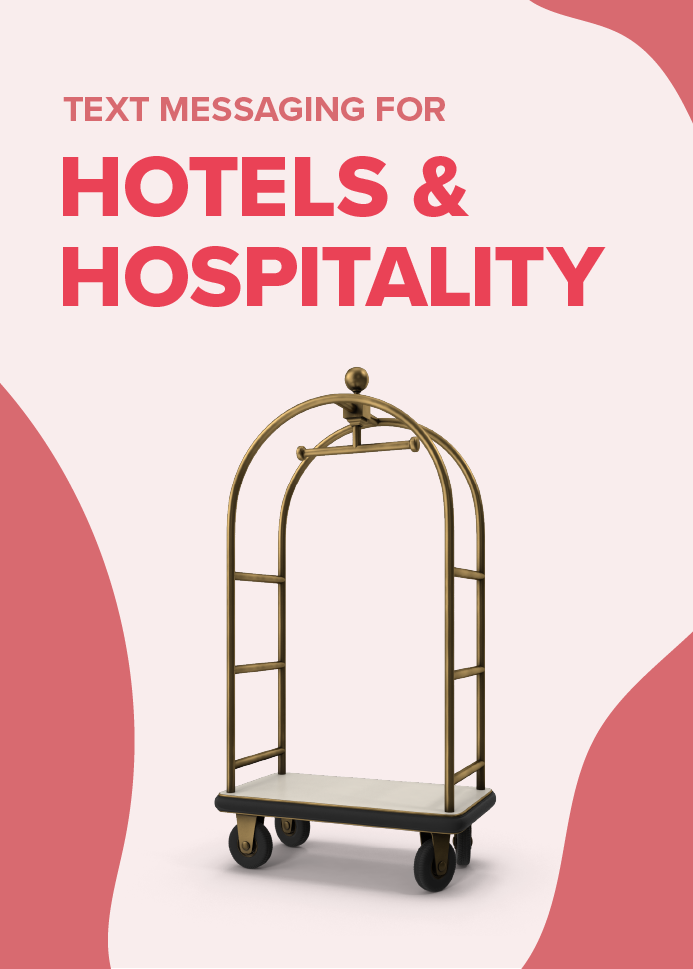 Hotel and Hospitality Text Messaging Software