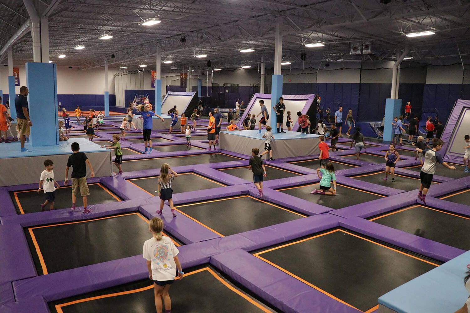 Altitude Trampoline Park Tampa Uses SMS to Make Customers Jump for Joy