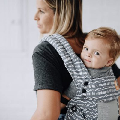 Image for The Internet's Most-Loved Baby Carrier Uses Texts to Increase Sales