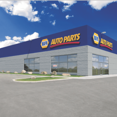 Image for NAPA Auto Parts Text Enables Regional Distribution Centers In Four States—And Growing!